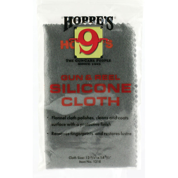 HOPPE'S Silicone Gun & Reel Cleaning Cloth (1218)
