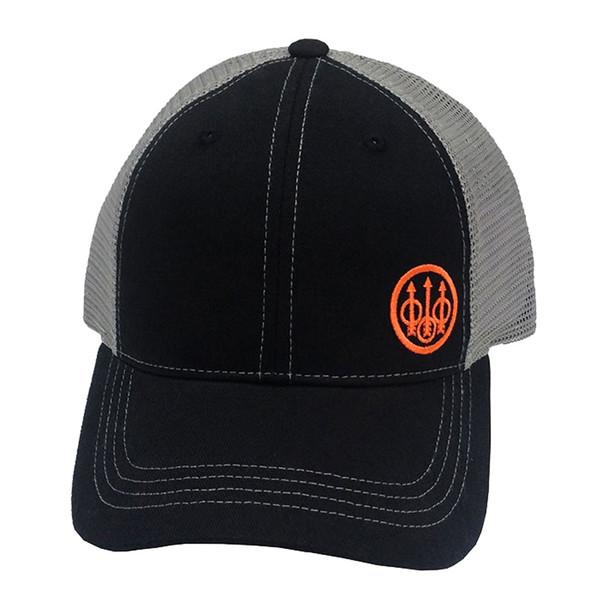 BERETTA Trident Trucker Black Hat (BC072016600999)
