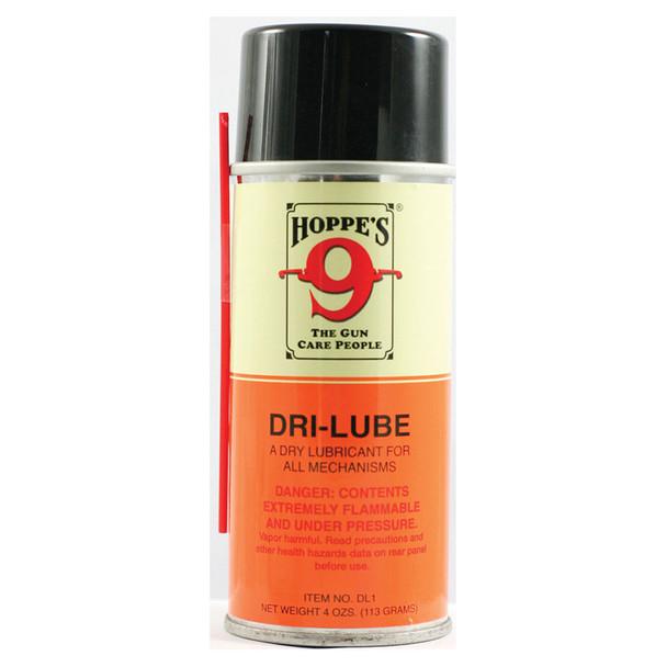 HOPPE'S No. 9 4 oz Aerosol Dri-Lube (DL1)