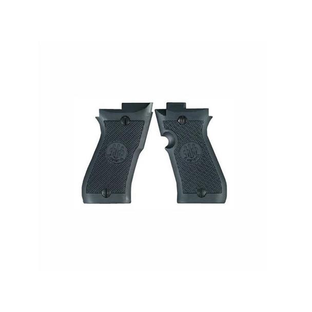 BERETTA 84F/84FS Black Plastic Grips (JG84FP)