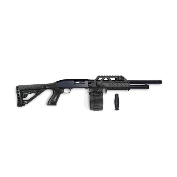 ADAPTIVE TACTICAL Sidewinder Venom Maverick 88 12Ga 18.5in 10rd 2.75in Pump-Action Shotgun (AT-00201)