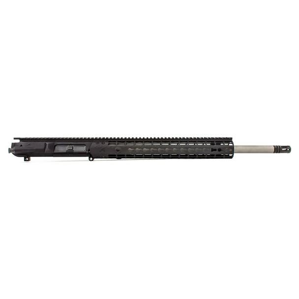 AERO PRECISION M5E1 20in 6.5 CM SS Rifle Barrel EK-15 HG Anodized Black Complete Upper (APAR308554P45)