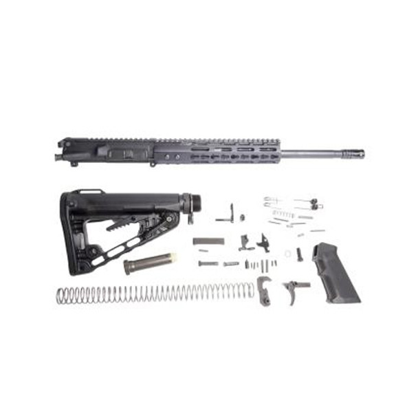 ATI AR15 300 BLK 16in Rifle Kit with Lower Parts Kit (ATIRKT07)