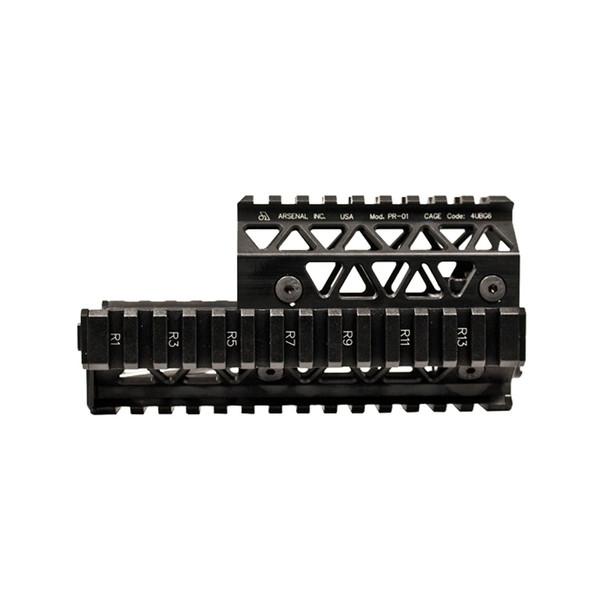 ARSENAL Precision Picatinny Quad Rail Handguard System (PR-01)