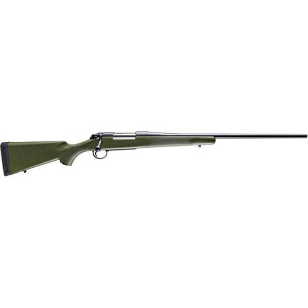 BERGARA B-14 Hunter 300 Win Mag 24in 3rd Synthetic Blued Bolt-Action Rifle (B14LM101)