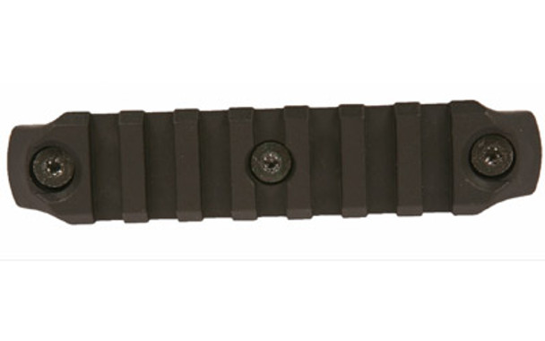 BRAVO COMPANY KeyMod 1913 5.5in Black Picatinny Rail (BCM-KMR-1913-N5-BLK)