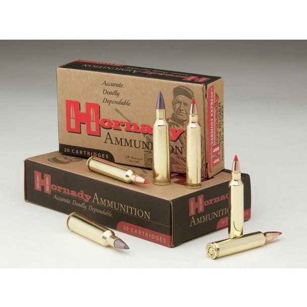 HORNADY Superformance Varmint .204 Ruger 40Gr V-MAX 20Rd Box Ammo (83206)
