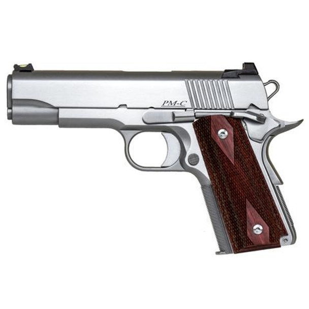 DAN WESSON Pointman Carry PM-C 9mm 4.25in Barrel 8Rd Stainless Pistol (01867)