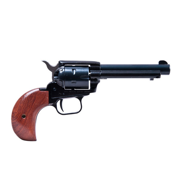 HERITAGE Rough Rider 22 LR,22 WMR 4.75in 6rd Single-Action Revolver (RR22MB4BH)