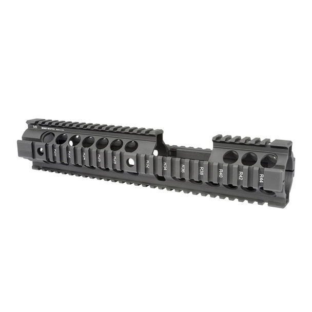 MIDWEST INDUSTRIES Gen2 Two Piece Free Float Extended Carbine Handguard (MCTAR-20XG2)