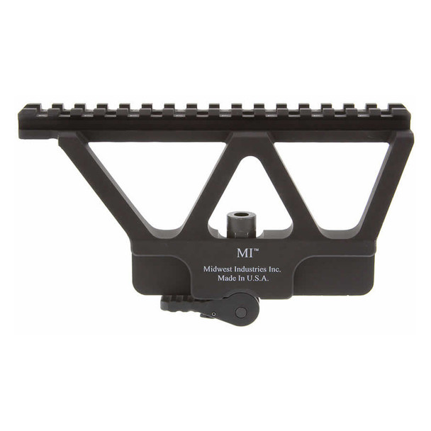 MIDWEST AK47 Picatinny Quick Release Scope Mount (MI-AKSM)