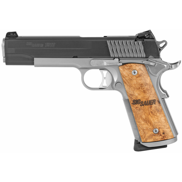 SIG SAUER 1911 Two-Tone STX 5in 45 ACP 8rd Pistol (1911-45-STX)