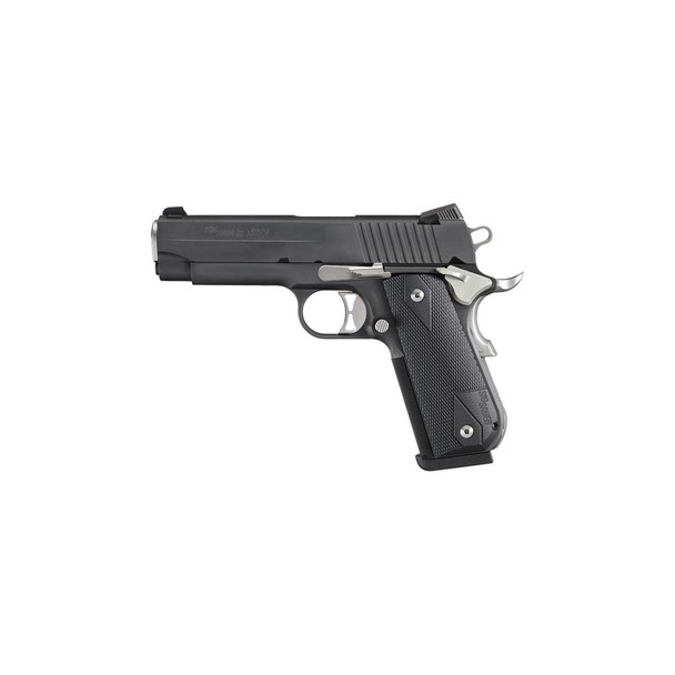 SIG SAUER 1911 Fastback Carry Nightmare .45 ACP 4.2in 8rd Semi-Automatic Pistol (1911FCAM-45-NMR)