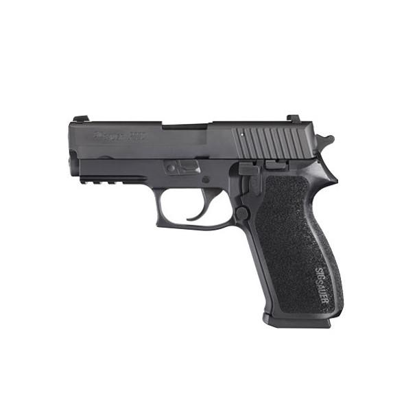 SIG SAUER P220 Black Nitron 3.9in 45 ACP 8rd Pistol, CA Compliant (220R3-45-BSS-CA)