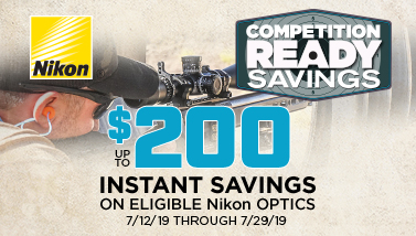 Nikon riflescope deals