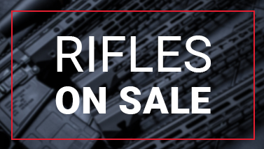 rifles on sale