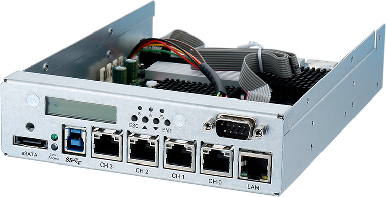 Areca ARC-5066-24 (USB 3.0 to SATA RAID Storage Subsystem)