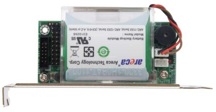 Areca ARC-6120BA-T121-12G (Battery back up unit for ARC-1883 series)