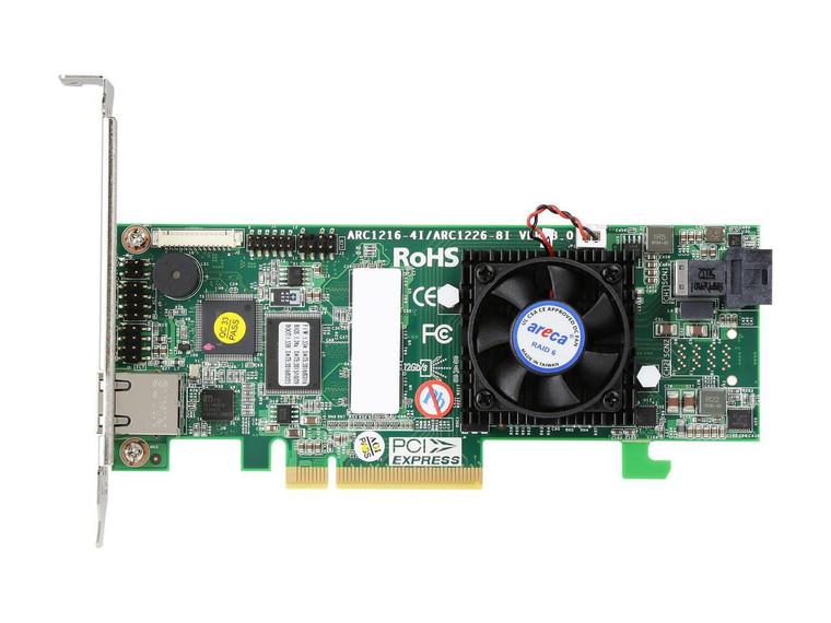 Areca ARC-1216-4i (12 Gb/s SAS RAID Adapters)
