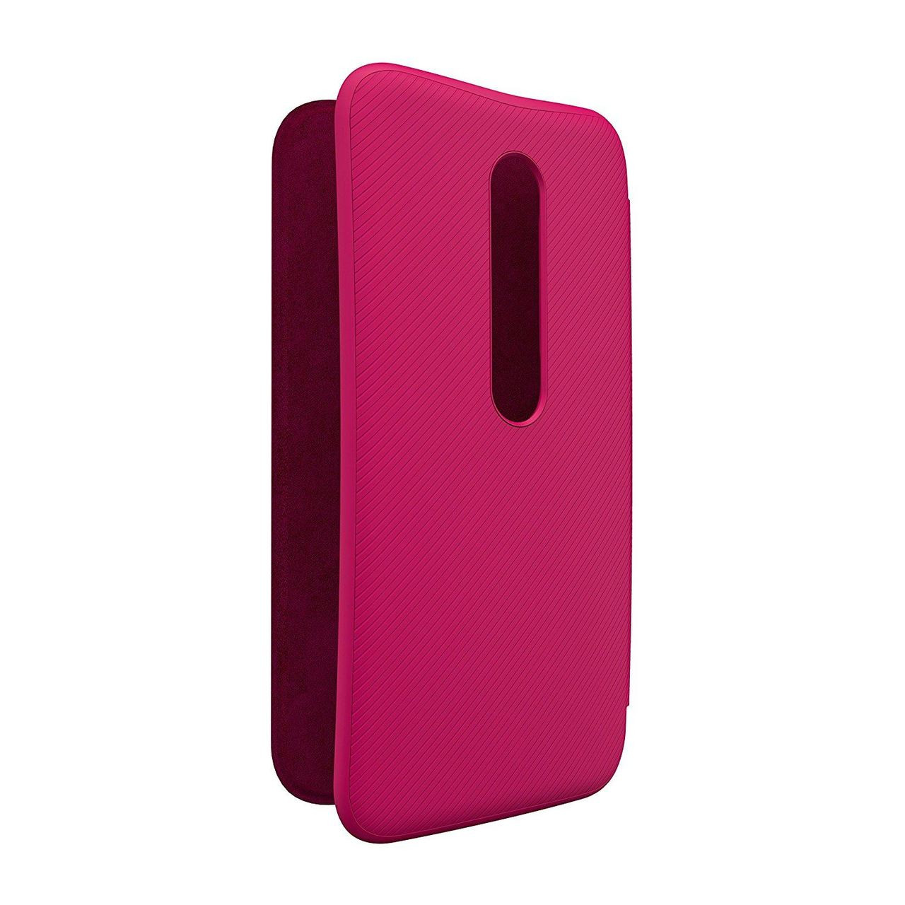 best loved bede1 299de Genuine Official Motorola Original Moto G 3rd Generation Flip Shell -  Raspberry