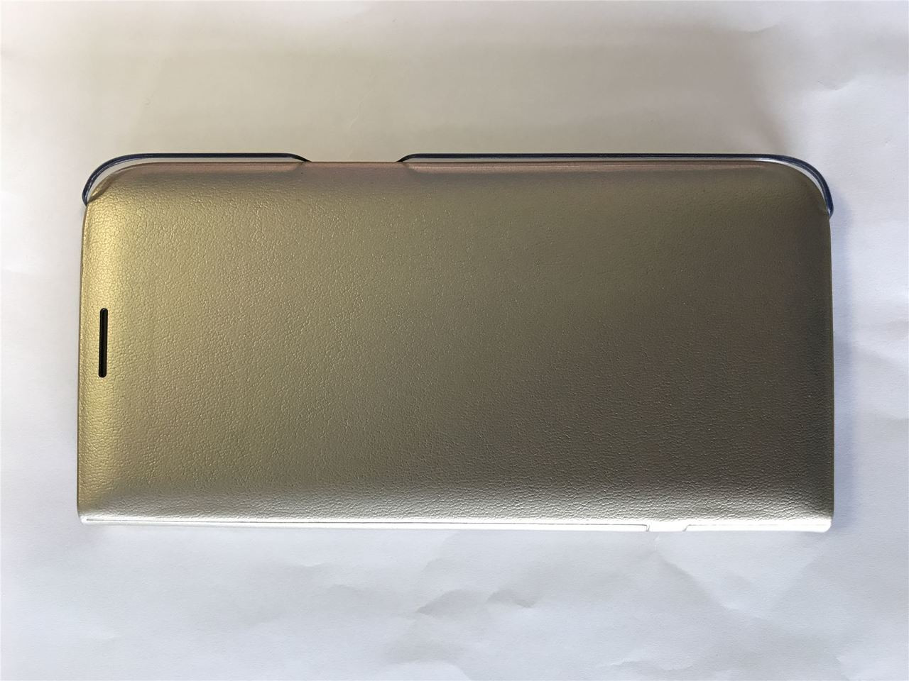 half off 3e052 0852a Genuine Samsung Galaxy S7 edge LED Display Flip View Case Cover - Gold  (EF-NG935PFEGWW) - Bulk Packed / Retail Packaging Missing