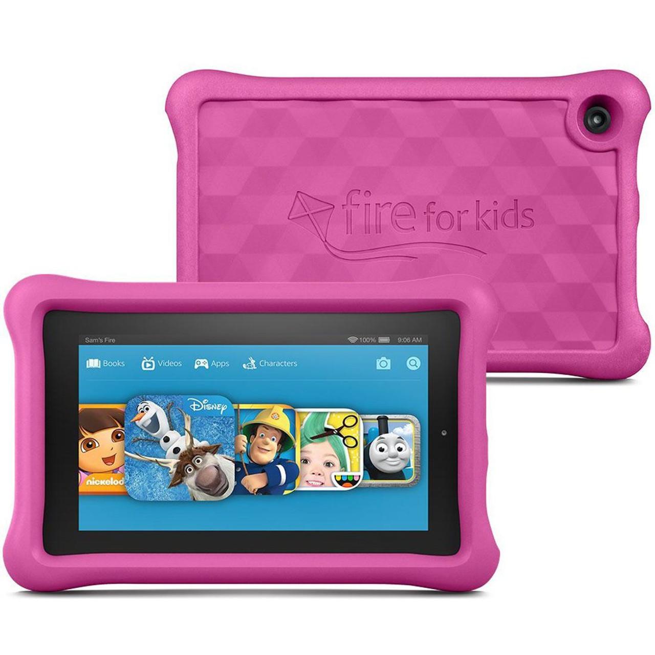 release date: b61cf ec060 New Amazon Fire Kids Edition Tablet, 7