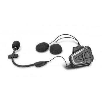 Cardo Scala Rider Q-Solo Motorcycle Bluetooth Intercom Headset - BTSRQS