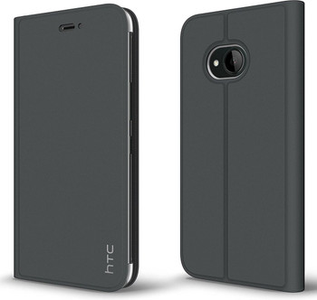 Official HTC U11 life Dark Grey Flip Cover - HC C1352