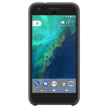 Genuine Official Google Pixel (1st Generation) Case Cover by Google - Grey