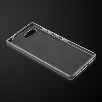 InventCase TPU Gel Case Cover for BlackBerry KEY2 2018 - Transparent