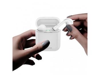 USAMS Wireless Bluetooth Headphones & Charging Case - iPhone / Samsung / Huawei