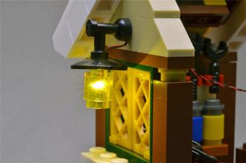 Brickstuff Lighting Effect Starter Kit for LEGO Models - TREE03