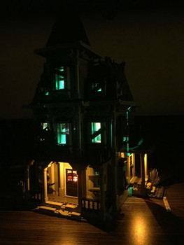 Brickstuff Spooky Haunted House Light and Sound Kit - KIT25  *Power Supply Not Included*