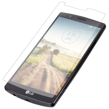 Zagg Invisible Shield Glass Screen Protector for LG G4 - Clear