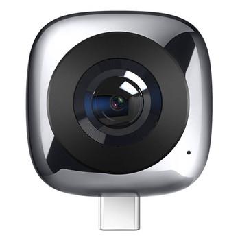 Genuine Huawei 360 Panoramic VR Camera Wide Angle Fisheye Lens 13 Megapixel for USB Type C Smartphones