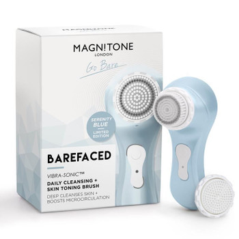 Magnitone London BareFaced Vibra-Sonic Face Cleansing Toning Brush