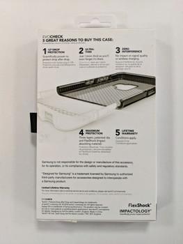 Genuine Tech21 Evo Check Case Cover for Samsung Galaxy S9 - Smokey Black - T21-5820