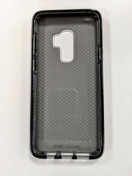 Genuine Tech21 Evo Check Case Cover for Samsung Galaxy S9+ Plus - Smokey Black - T21-5835