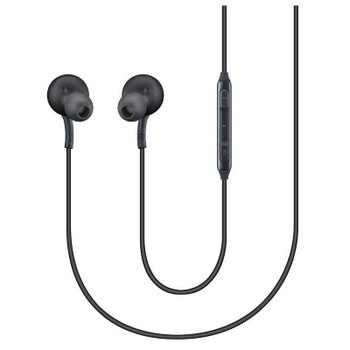 Samsung Galaxy S10e/S10/S10+ EO-IG955 In Ear Headphones Tuned by AKG - Black (Bulk)