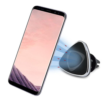 InventCase Air Vent Car Mount Clip Stand Magnetic Mobile Phone Holder for Samsung Galaxy S8 / S8+