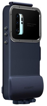 Official Huawei P30 Pro Snorkeling Case Cover - Blue - 51993089