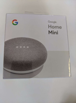 Google Home Mini Smart Speaker Assistant - Chalk - GA00210-UK