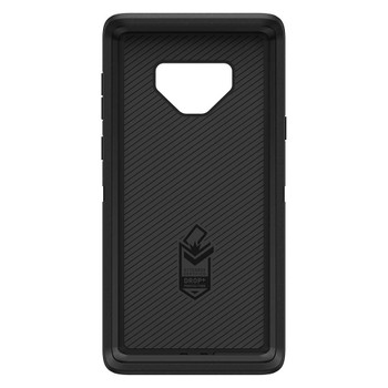 OtterBox Defender Series Rugged Protective Case for Samsung Galaxy Note 9 - Black  - 77-59090