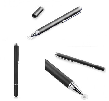 InventCase Premium Round Thin Tip Capacitive Disc Stylus Pen for Kodak Ektra