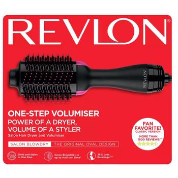 REVLON Pro Collection Salon One Step Hair Dryer and Volumiser - DR5222