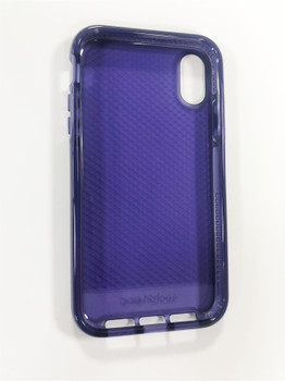 Tech21 Evo Check Impact Case for iPhone XR - Ultra Violet - T21-6107