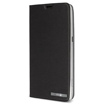 Official Doro Smart Magnetic Flip Cover for Doro Liberto 822/8028/8030/8031 - Black