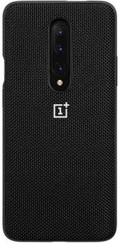 Official OnePlus 7 Pro Nylon Bumper Case - Black