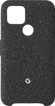 Official Google Pixel 5 Fabric Case Cover - Basically Black (GA02059)