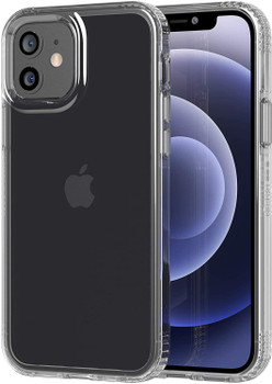 Tech21 EvoClear Case Cover for Apple iPhone 12 mini T21-8357